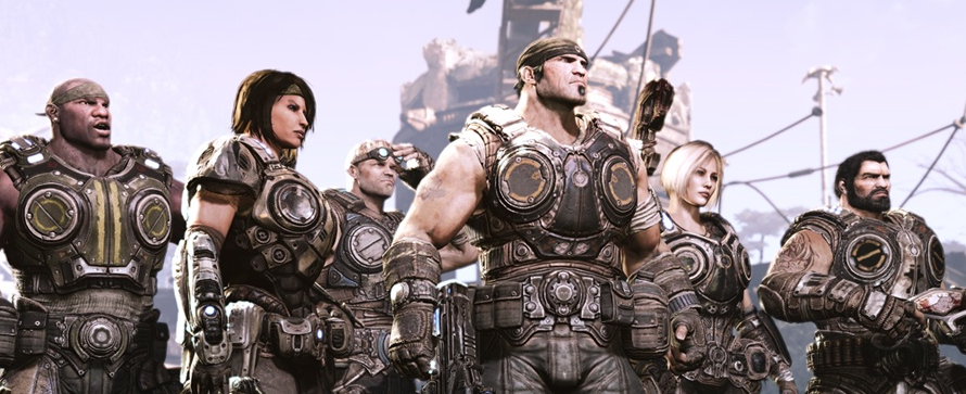 Gears of War 3 – Betastart im April