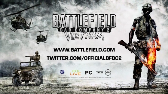 Battlefield: Bad Company 2 Vietnam – Der Launch Trailer ist da