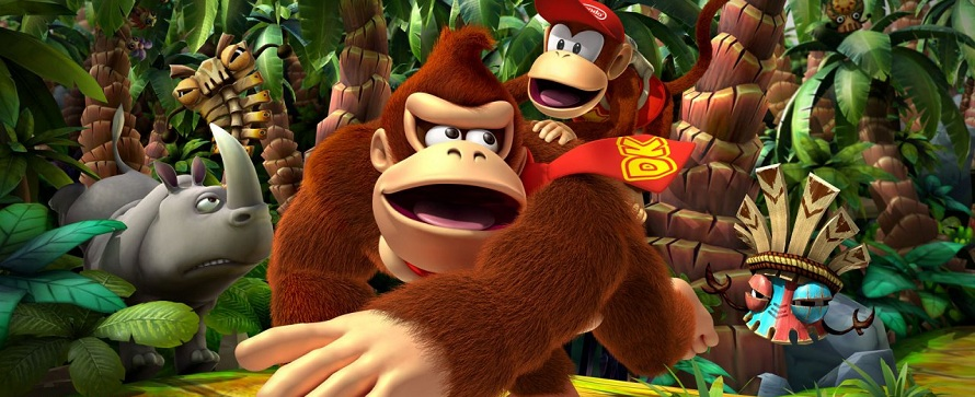 Kauft euch Donkey Kong Country Returns…mit Bananen!