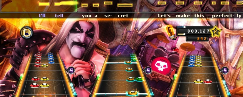 Guitar Hero: Warriors of Rock – Neuer DLC bringt Songs aus den 90ern