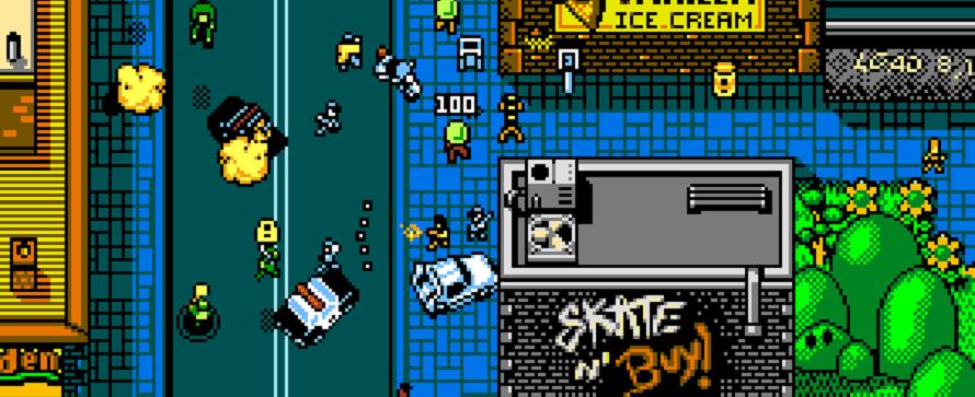 Retro City Rampage – GTA Parodie erscheint auch auf XBLA