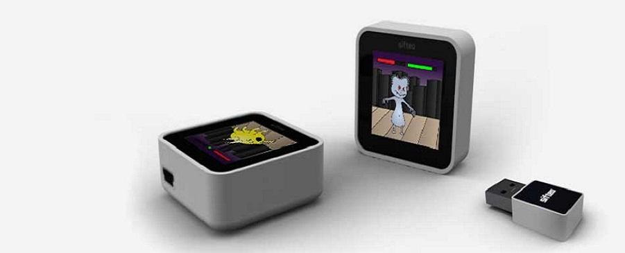 Sifteo – Die neue Gaming-Plattform wurde auf der CES vorgestellt
