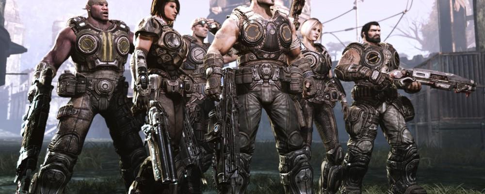 Gears of War 3 – Storytrailer wird im Champions League Finale ausgestrahlt