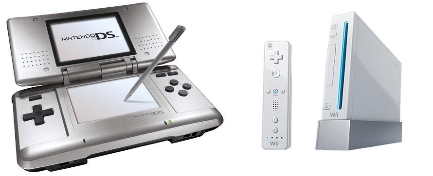 Nintendo DS und Wii stellen Verkaufsrekorde in den USA auf