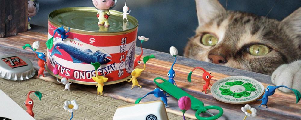 Nintendo – Pikmin perfekt für 3D