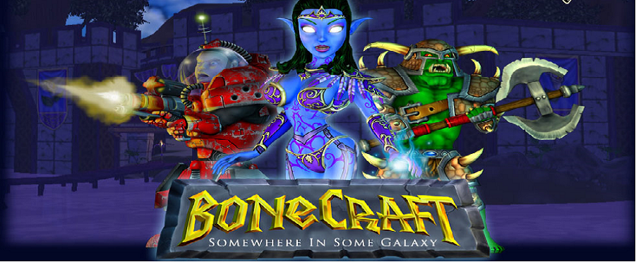 Bonecraft – World of Warcraft trifft Starcraft in einem Pornouniversum