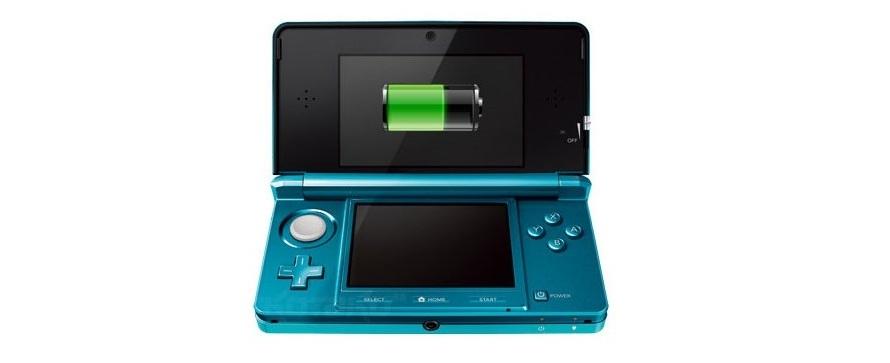 Nintendo 3DS – Akkulaufzeit bekannt gegeben