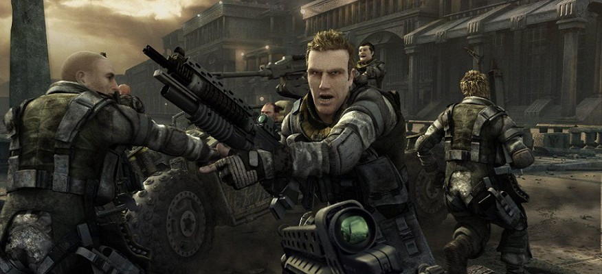 Killzone 3 beinhaltet Socom 4: U.S. Navy Seals Beta-Key