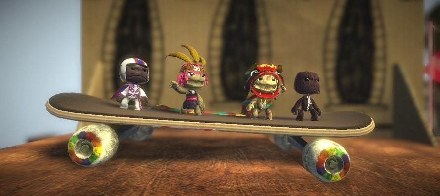 Sony's LittleBigPlanet 2 Event hat 5 Weltrekorde aufgestellt