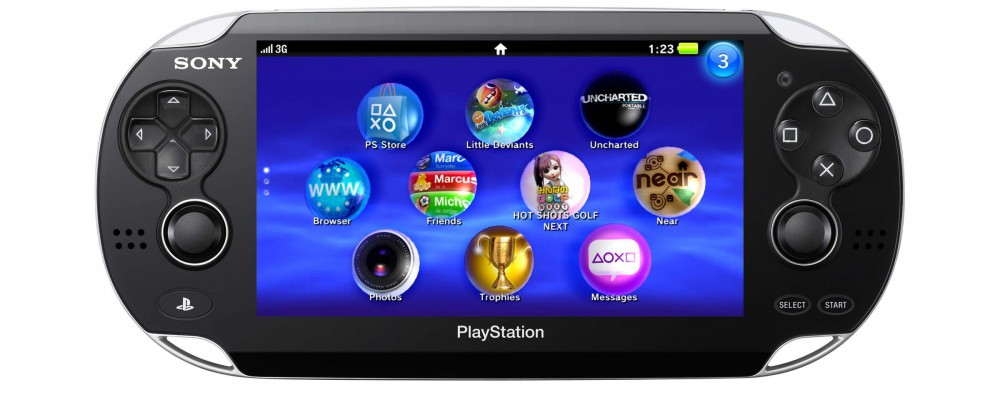 PSP2 – Sony präsentiert neue PSP Generation