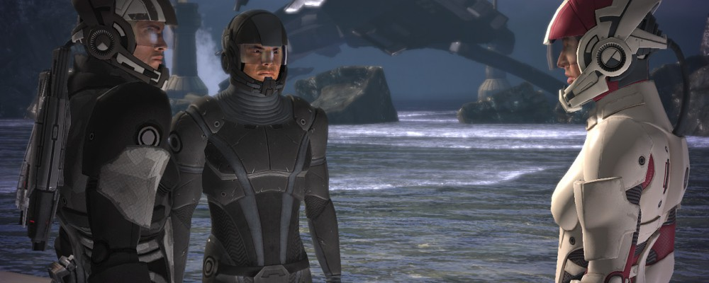 Mass Effect 3 – Multiplayer auf der Gamescom 2011 spielbar!