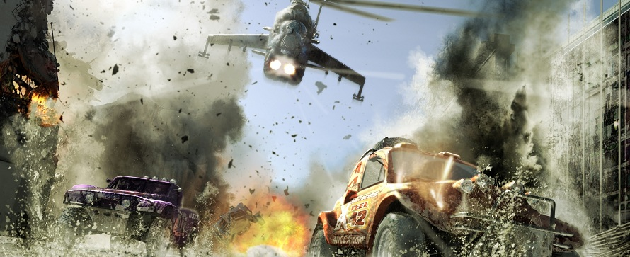 Motorstorm: Apocalypse – Releasetermin und Cover bekannt