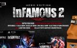 inFamous 2 – Release bekannt und Special-Editions angekündigt