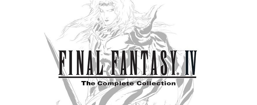 Final Fantasy IV: Complete Collection – Release auch im Westen