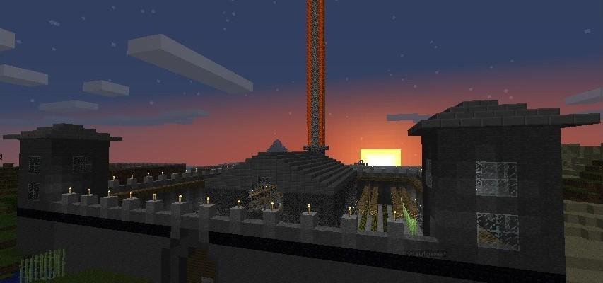 Die Minecraft Fanpage ist online!