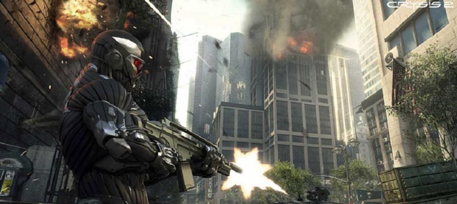 Crysis 2 – Neuer Nanosuit-Trailer aufgetaucht
