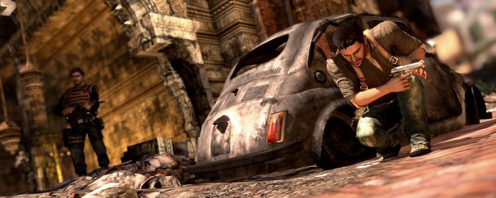Naughty Dog unterstützt Entwicklung von Uncharted-Ableger für NGP