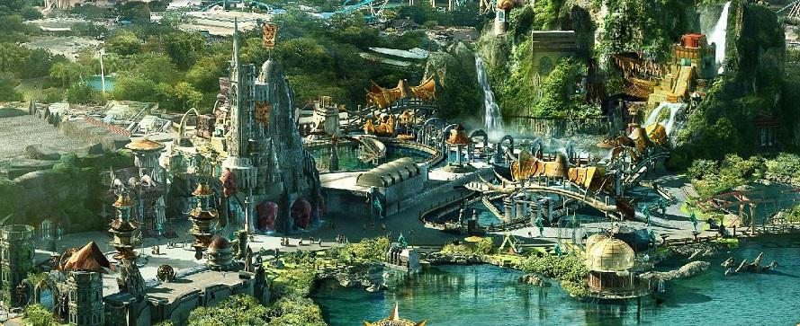 World Joyland – WoW-Freizeitpark in China geplant