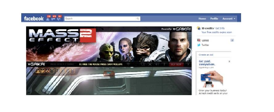Gaikai geht Live mit Mass Effect 2