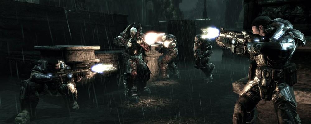 Gears of War 3 – Horde Modus 2.0 auf dem Microsoft Play Day getestet!