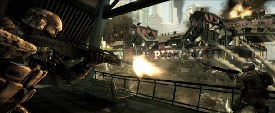 Crysis 2 – Minimale PC-Anforderungen enthüllt