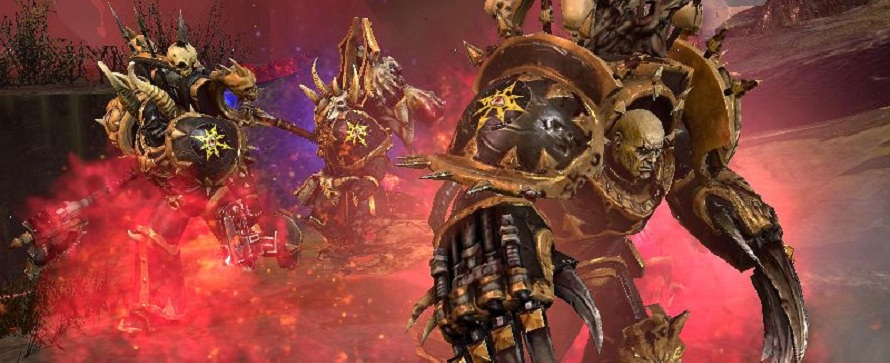 Zahlreiche neue Screenshots zu Dawn of War II: Retribution