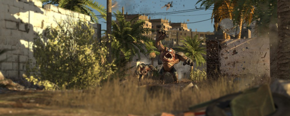 Serious Sam 3 – Offizielle Ankündigung und erste Screenshots