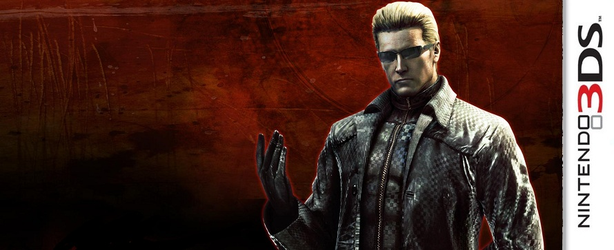 Resident Evil: The Mercenaries 3D – Jill Valentine und Albert Wesker in Action!