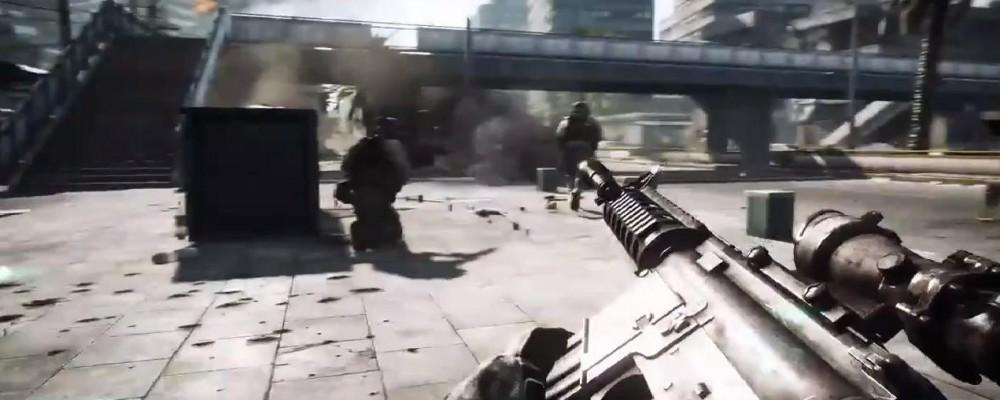 Battlefield 3 – Dritter Gameplay-Trailer veröffentlicht