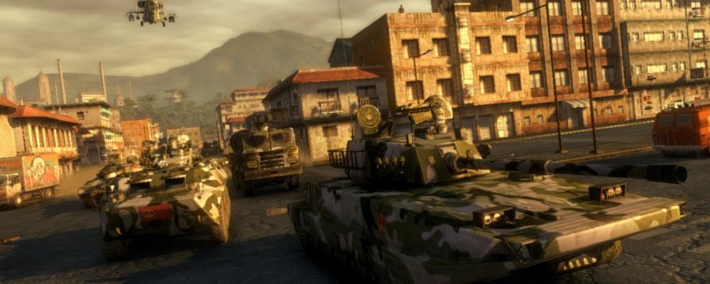 Gerücht: Mercenaries 3 – Release mit Battlefield 3 Engine?