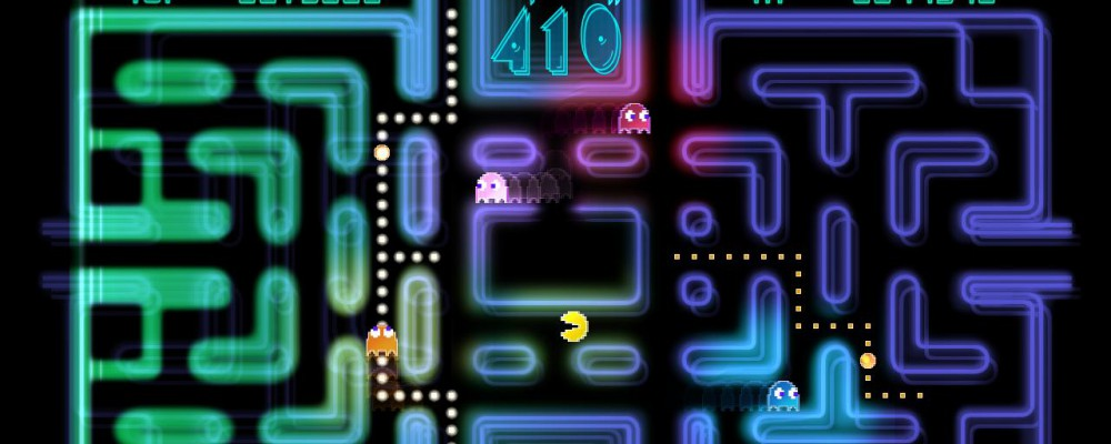 Namco Bandai – Pac-Man und Galaga für Nintendo 3DS