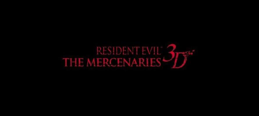 Resident Evil Mercenaries 3D – Japan Release bekannt gegeben
