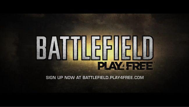 Battlefield Play4Free: Offene Beta steht an