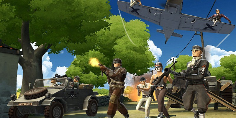 Battlefield Heroes – 7 Millionen User registriert