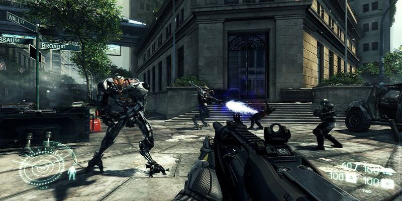Crysis 2 – Neuer Trailer stellt weitere Multiplayer-Features vor