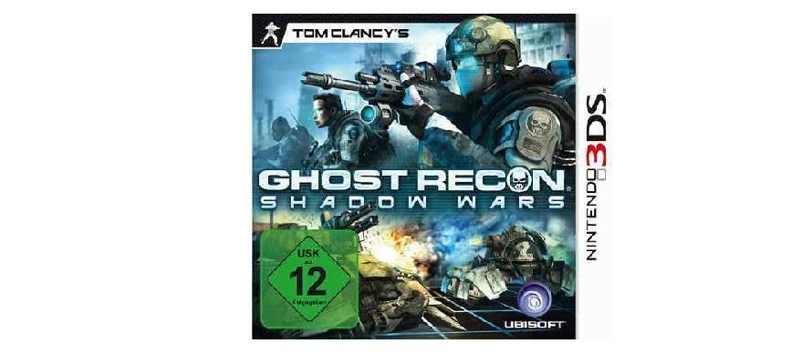 Nintendo 3DS – Ghost Recon: Shadow Wars Gameplay Trailer veröffentlicht
