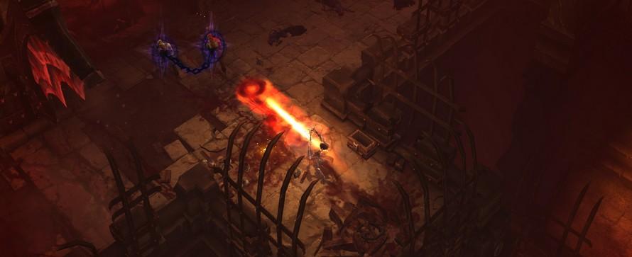 Diablo – Neues Artwork zu Diablo 3 auf Facebook