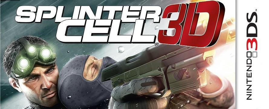 Tom Clancy's Splinter Cell 3D reviewed – Der Stealth-Shooter im Test