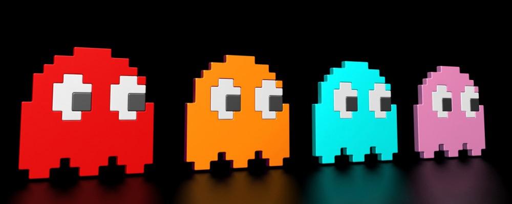 Pac-Man ist zurück