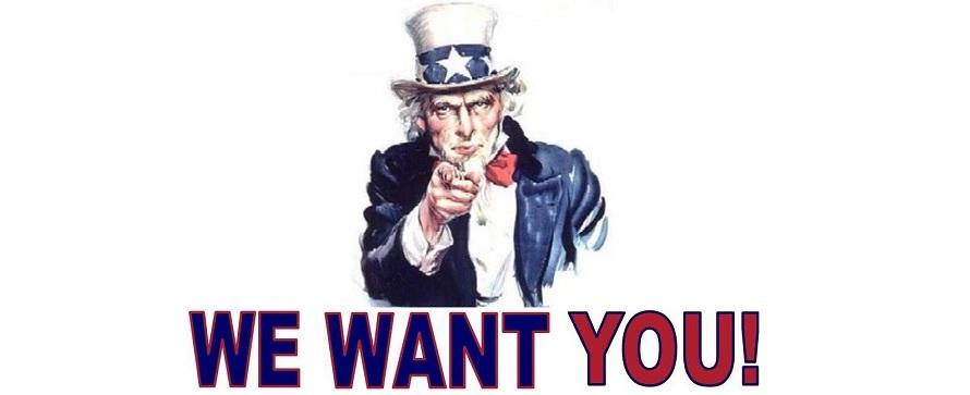 Wir brauchen Dich als Newsposter!