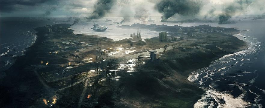Battlefield 3 – DICE schwärmt von Wake Island