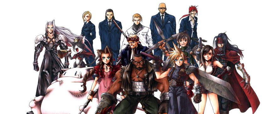 Final Fantasy VII – Kojima unterstützt Fanforderungen nach Remake