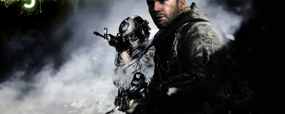 Call of Duty: Modern Warfare 3 vs. Battlefield 3 die Zweite!