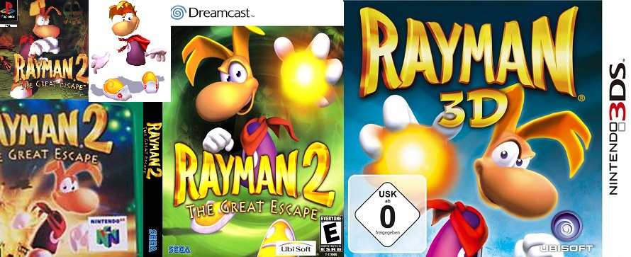 Rayman 3D reviewed – das oldschool Jump'n'Run im Test