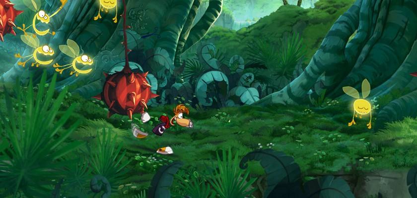 Rayman Origins – Neue Details zum Jump 'n' Run bekannt
