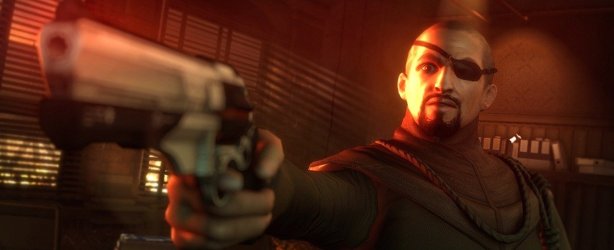 Deus Ex: Human Revolution – Neue Bilder zeigen Mann mit Augenklappe