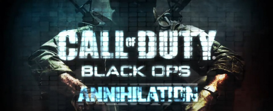 "Call of Duty: Black Ops – Map Pack ""Annihilation"" Out Now!"