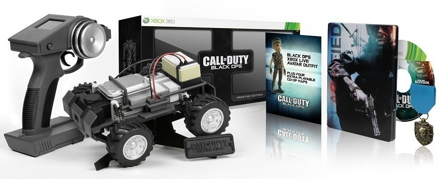 Call of Duty: Black Ops – Gewinne eine Prestige Edition über Facebook!