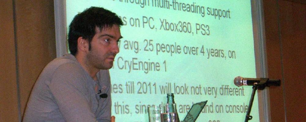 Crytek: CryEngine für Wii U und Kinect Support