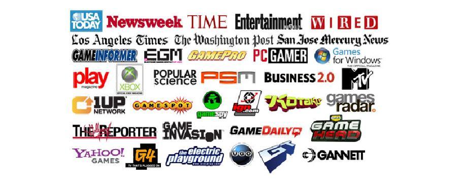 Game Critic Awards – BioShock VS. Uncharted